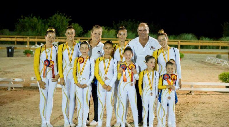 Campionat d'Espanya de volteig 2014