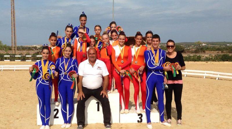 Campionat de Balears de volteig  2013