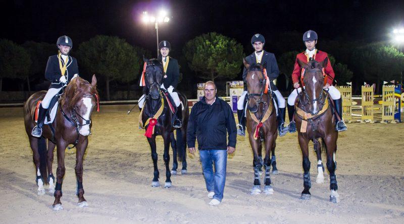 Campionat de Balears de salts d'obstacles 2013