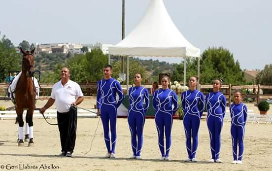 Campionat  d'Espanya de volteig 2013