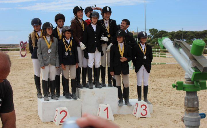 Campionat de Menorca de salts d'obstacles 2014